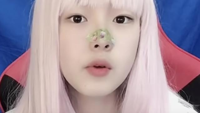 へライザーの顔画像